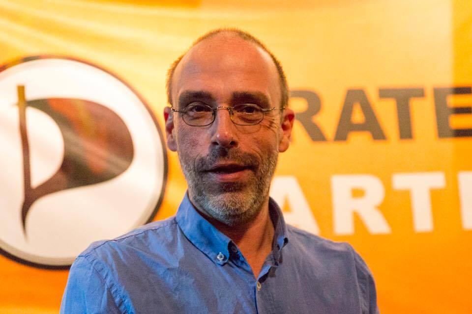 Michael Böhm Piratenpartei